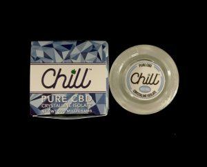 Chill Pure CBD Crystalline Isolate