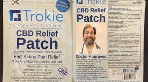 Trokie Relief Patch