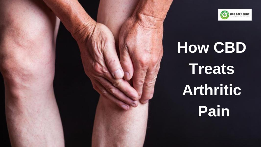 How CBD Treats Arthritic Pain