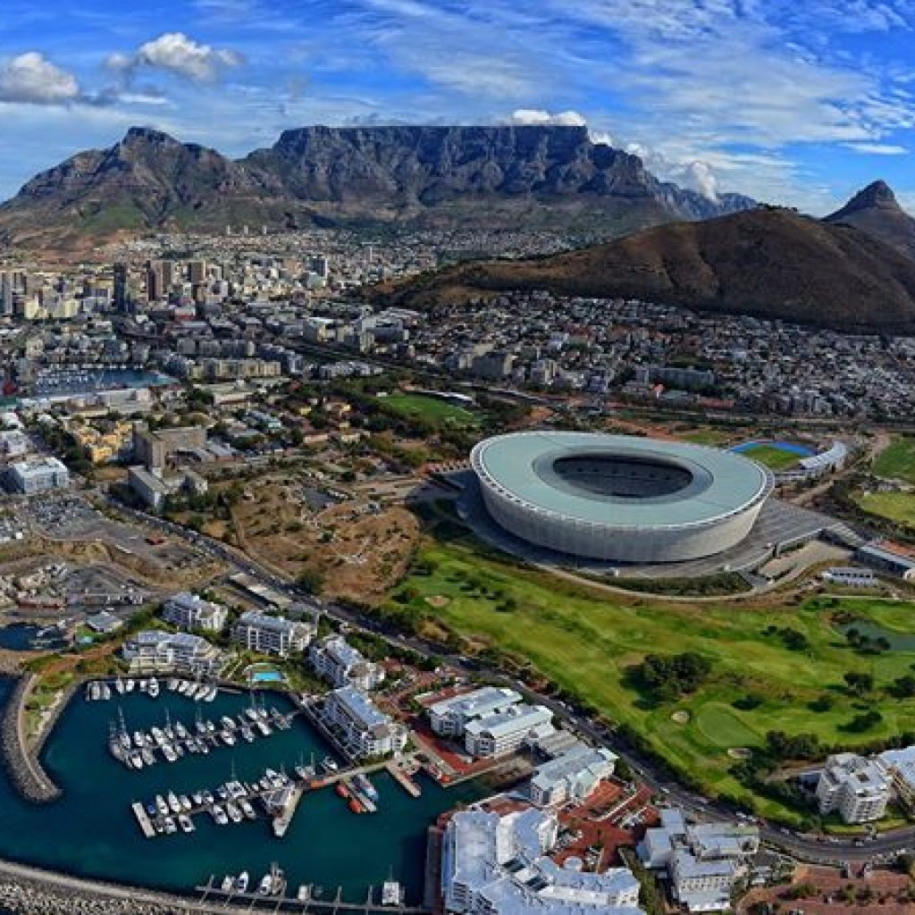 South Africa with Urban Events Global