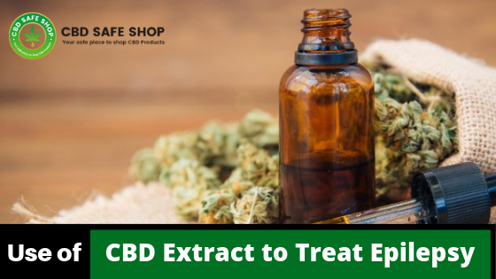 Use of CBD Extract to Treat Epilepsy