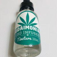 CBD tincture drops
