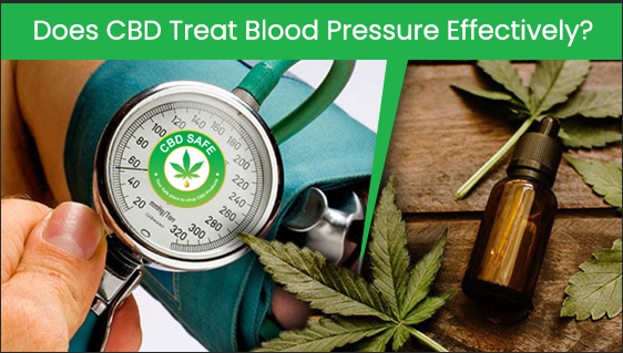 Does CBD Treat Blood Pressure Effectively?