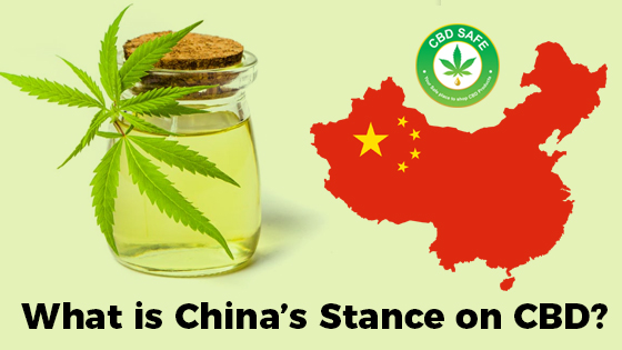 What is China's Stance on CBD?
