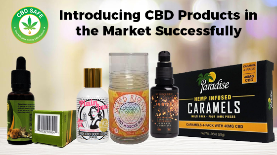 Introducing CBD Products in the Market Successfully