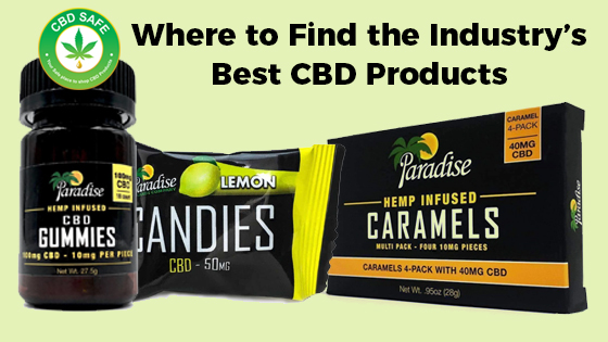 Where to Find the Industry's Best CBD Products