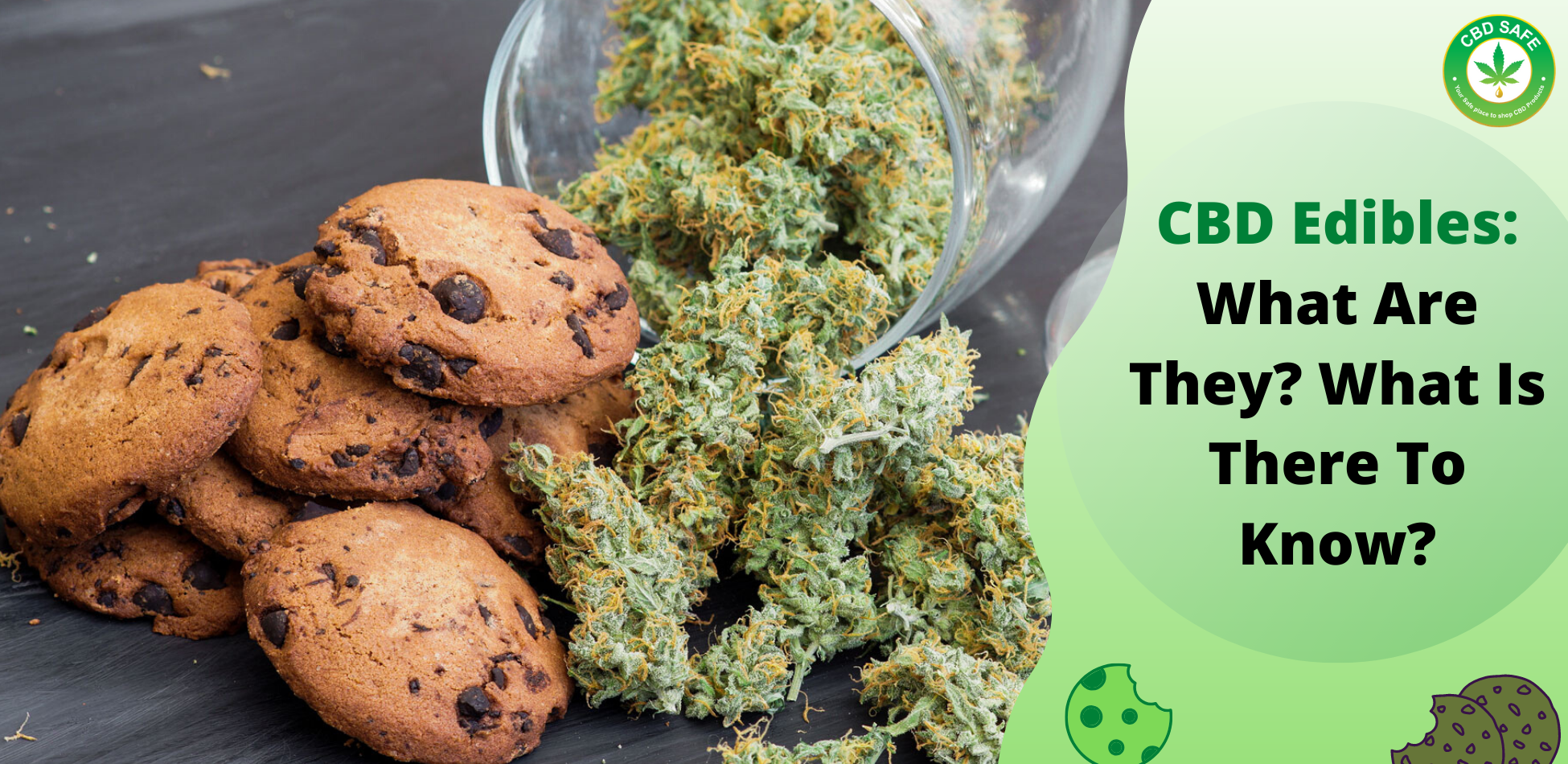 CBD Edibles: What Are They? What Is There To Know?