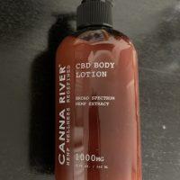 CBD Body Lotion