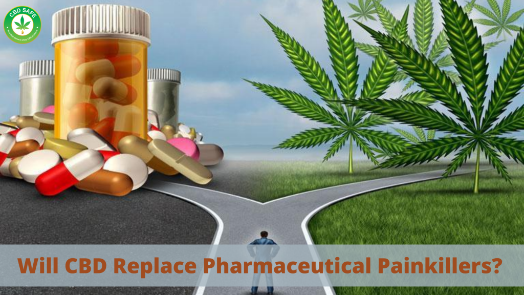 Will CBD Replace Pharmaceutical Painkillers?