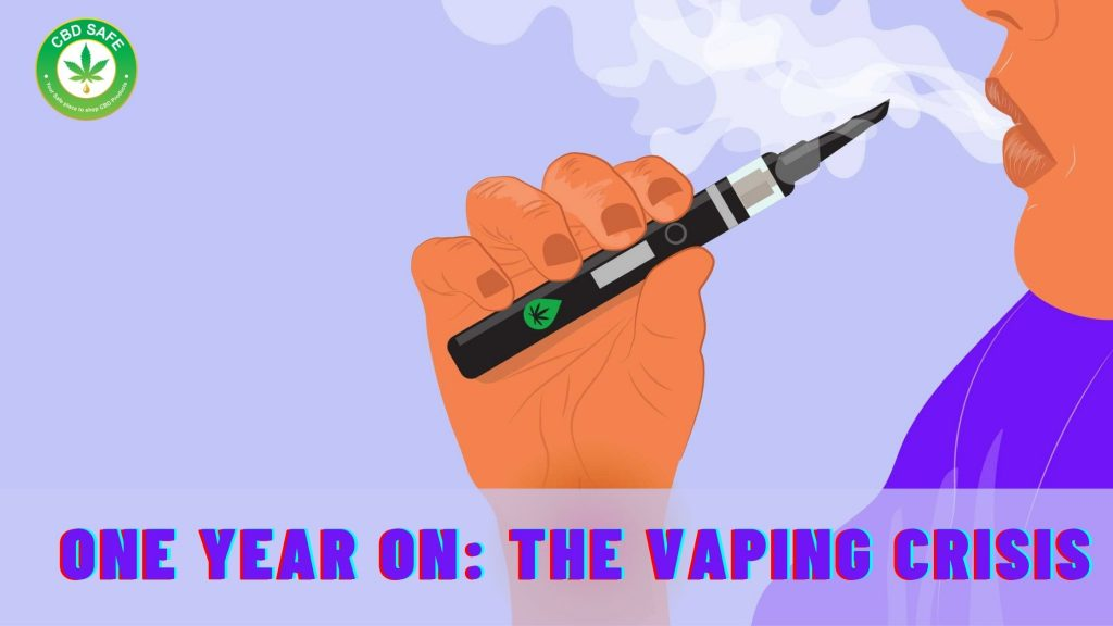 One Year On: The Vaping Crisis