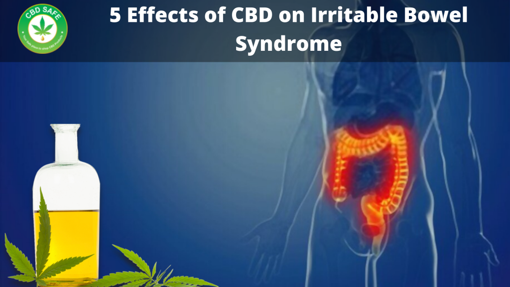 5 Effects of CBD on Irritable Bowel Syndrome