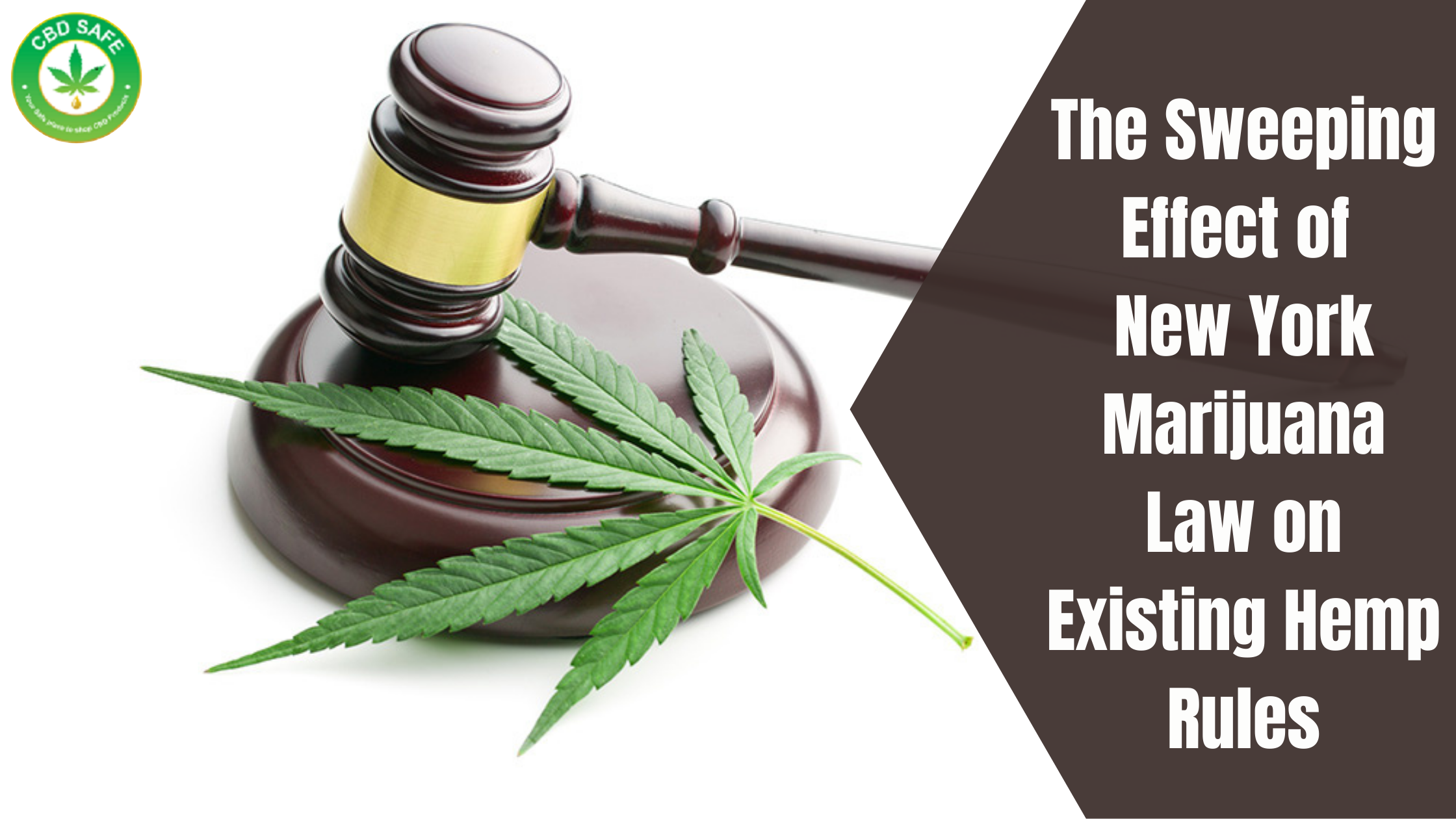 The Sweeping Effect of New York Marijuana Law on Existing Hemp Rules